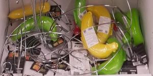 Banántároló és érlelő