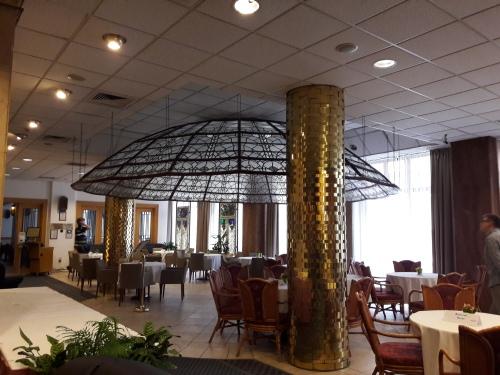 A rekonstruált kupola