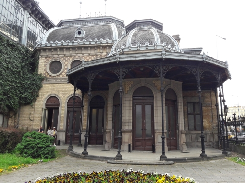 Budapest, Nyugati pályaudvar, Királyi váró