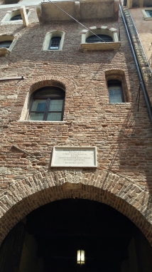 Verona, Júlia háza