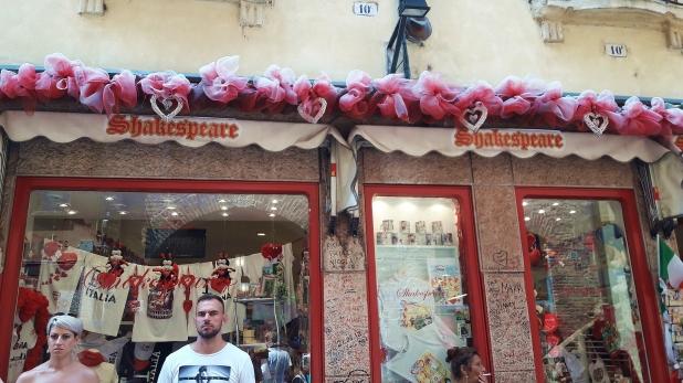 Verona, Shakespeare
