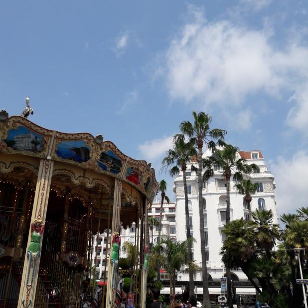 Cannes, Croisette
