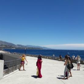 Monaco, Monte Carlo, kikötő