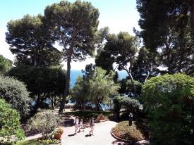 Monaco, park