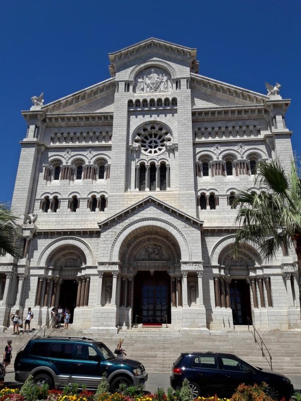 Monaco katedrális