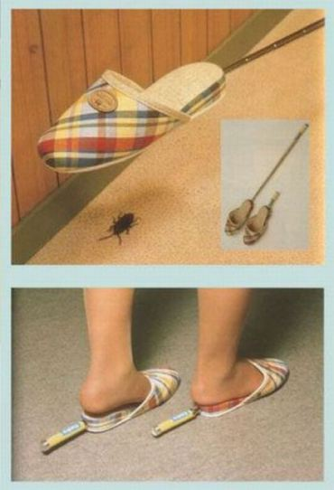 slippers-to-kill-cockroaches