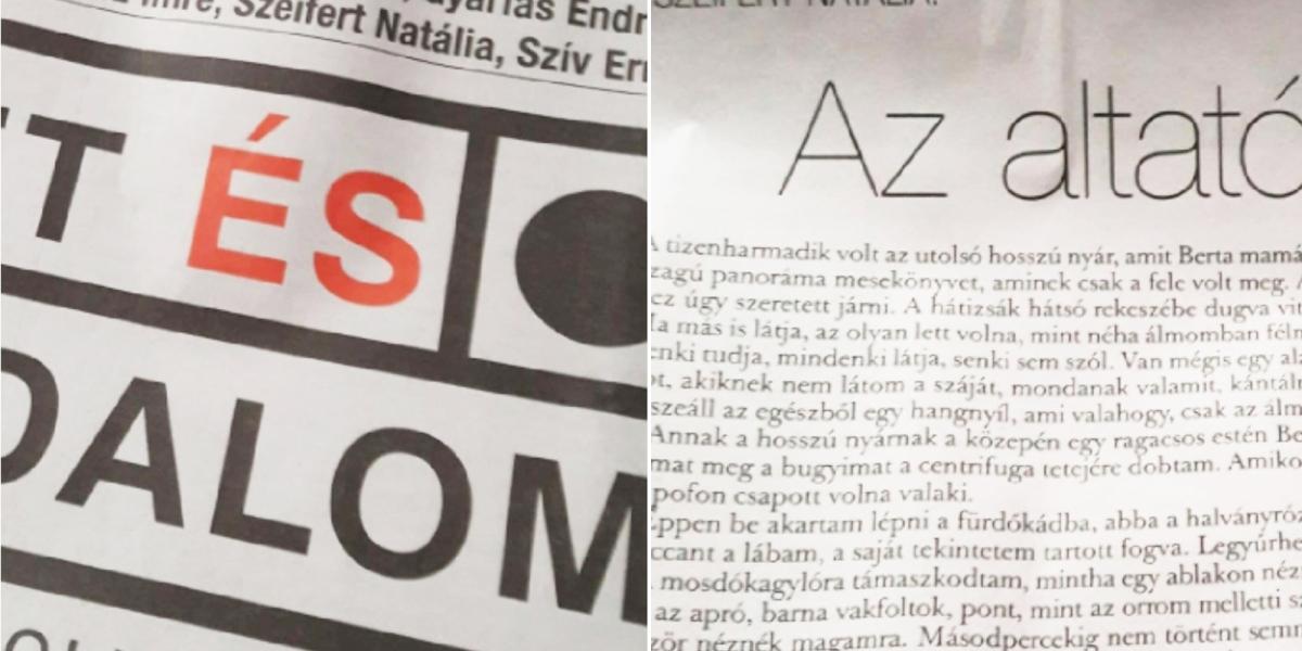 AASZ - beleolvasó, ÉS