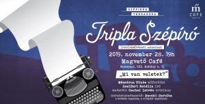 Meghívó Tripla Szépíróra